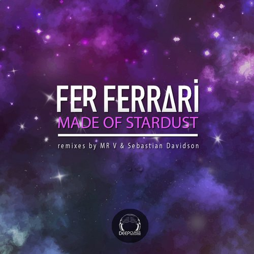 Fer Ferrari - Made of Stardust EP [DCREC162]